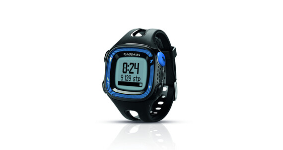 Garmin Forerunner 15 inkl. HF-Brustgurt black/blue